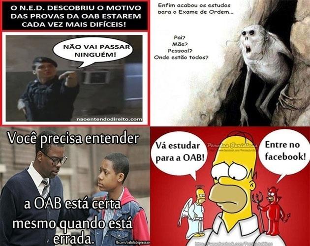 Capa - OAB, piada