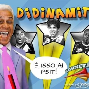 Corneta FC: No final, só sobrou o Didi