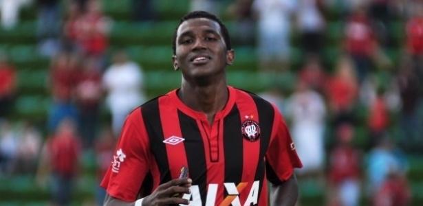 Douglas Coutinho, atacante do Atlético-PR
