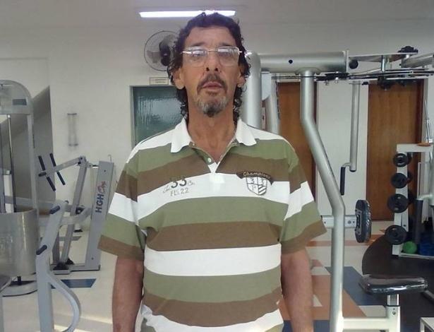 João Marcos, ex-goleiro de Palmeiras e Grêmio que passou pela seleção