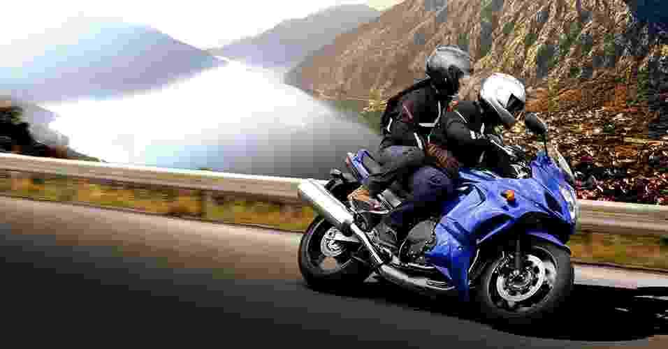 Suzuki GSX 1250 - Divulgação