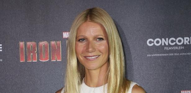 A atriz Gwyneth Paltrow, que se separou de Chris Martin em março de 2014