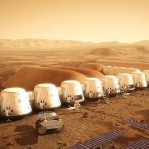 O projeto Mars One quer enviar a primeira equipe de astronautas para Marte em dez anos  - Mars One