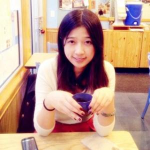Lu Lingzi, estudante chinesa morta nos atentados à Maratona de Boston, nos Estados Unidos - Reprodução/Facebook