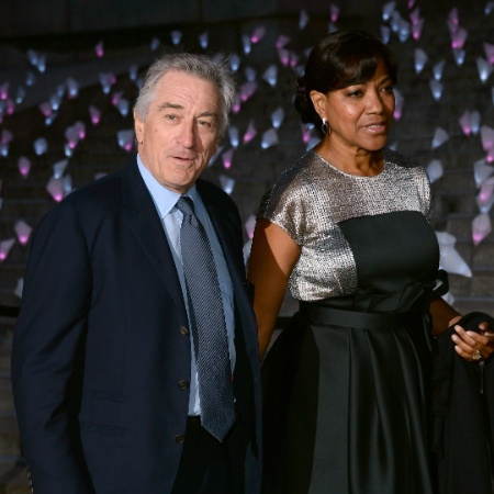 Robert De Niro e Grace Hightower - Dimitrios Kambouris/Getty Images