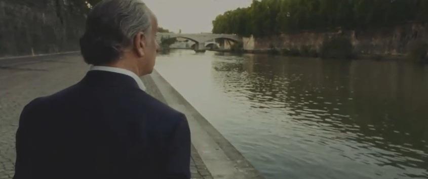 Cena do filme italiano
