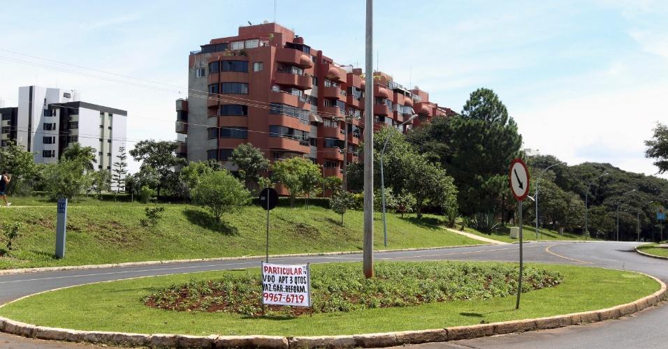 Anúncios publicitários irregulares em Brasília