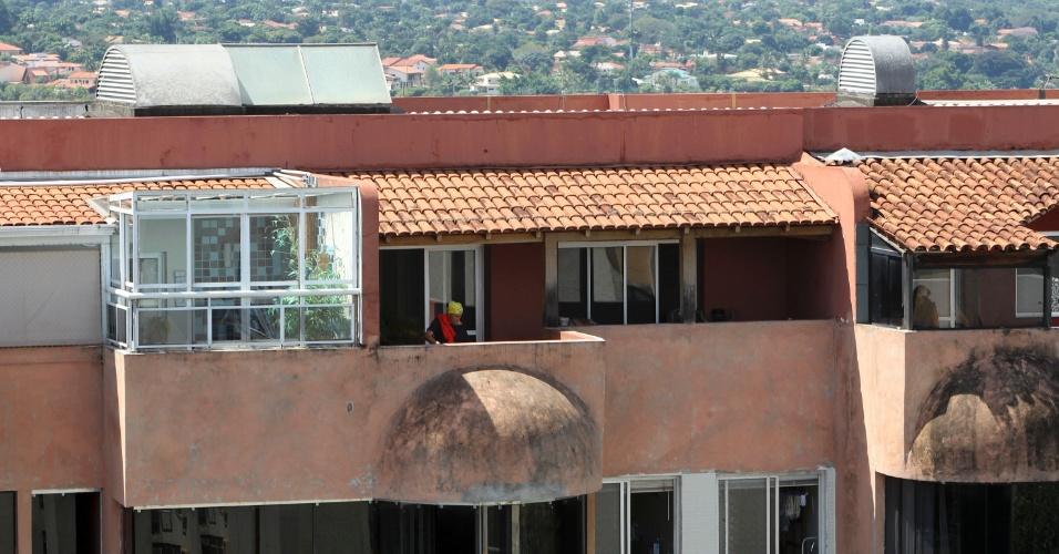 Coberturas em prédio de alto padrão em Brasília