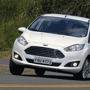 Ford New Fiesta Titanium 1.6 Powershift - Murilo Góes/UOL
