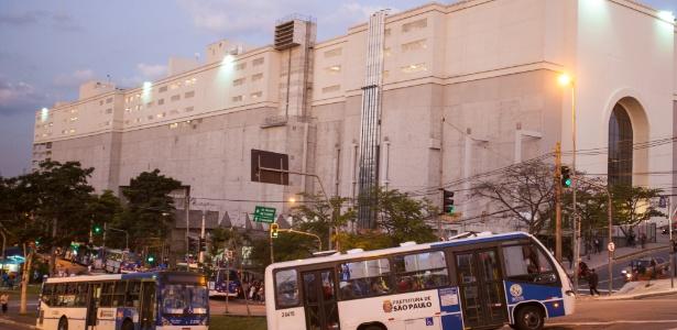O shopping Metrô Tucuruvi, na zona norte, região considerada promissora pela nova lei