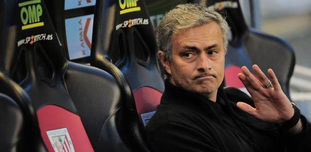 Mourinho dá adeus: técnico não conseguiu conquistar a sonhada Liga dos Campeões