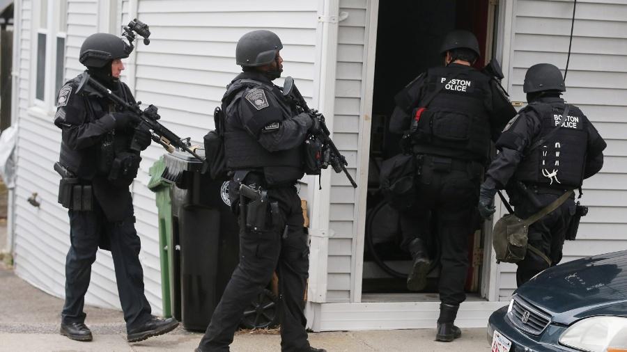 Trotes envolvendo a SWAT tem tirado sono de executivos da tecnologia - Mario Tama/Getty Images/AFP