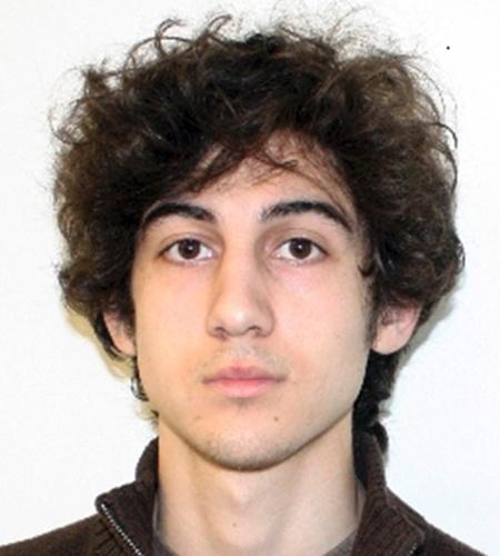 19.abr.2013 - O serviço de Inteligência de Boston divulgou foto de Dzhokhar A. Tsarnaev, 19, um dos suspeitos de estar envolvido com as explosões na Maratona de Boston (EUA), que deixaram três mortos e mais de 170 feridos na última segunda-feira (15)