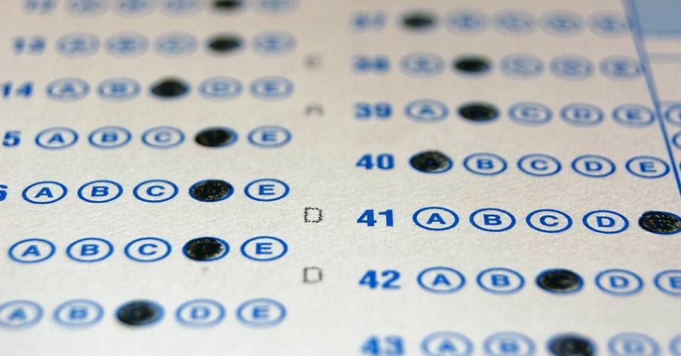 gabarito, prova, exame, folha de resposta, teste