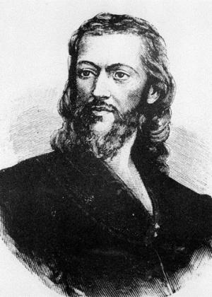 Ilustração Joaquim José da Silva Xavier, conhecido como Tiradentes
