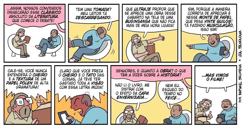 """""""Leitores"""" - 19/04/2013"""