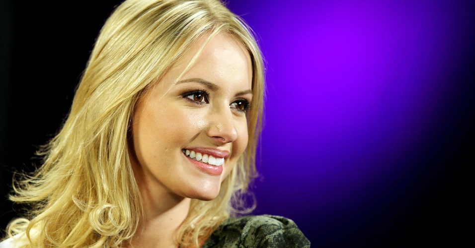 Sancler Frantz, a Miss Brasil World 2013, veio ao UOL para participar de uma entrevista exclusiva