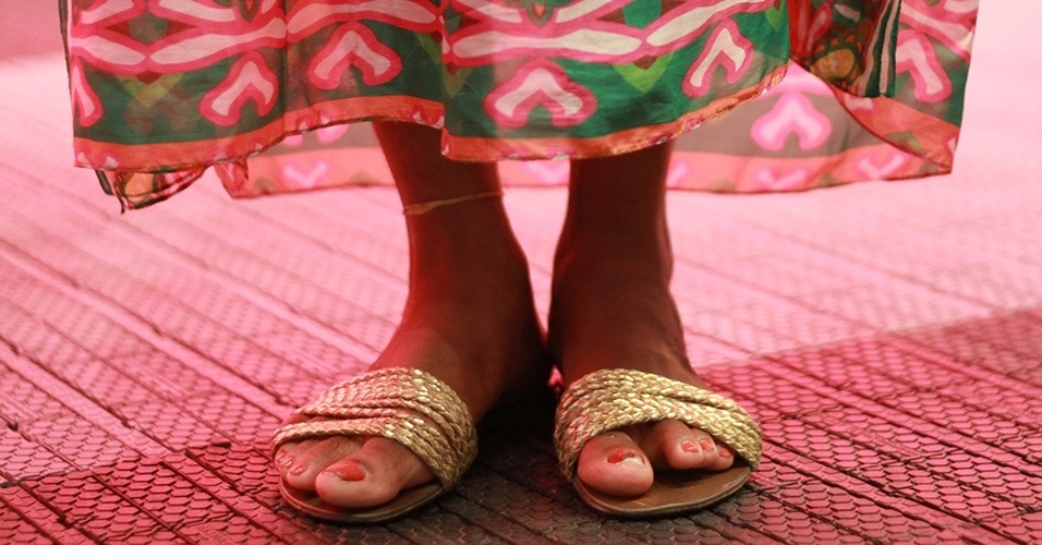 19 abr. 2013 - A sandália de Vivianne é Sonho dos Pés