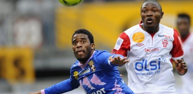Último clube do zagueiro Betão foi o Evian, da França