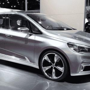 BMW Concept Active Tourer - Newspress