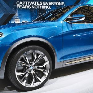 BMW Concept X4 - Divulgação