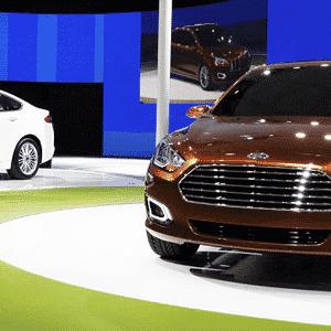 Ford Escort Concept - Divulgação
