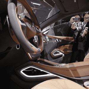 Mercedes-Benz GLA Concept - Eugene Hoshiko/AP