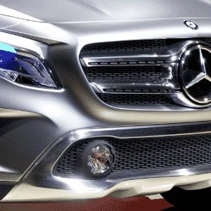 Mercedes-Benz GLA Concept - Divulgação