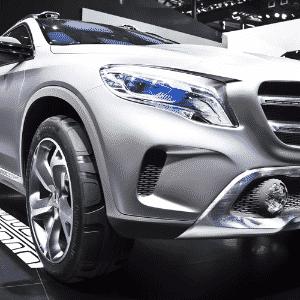 Mercedes-Benz GLA Concept - Guilber Hidaka/UOL