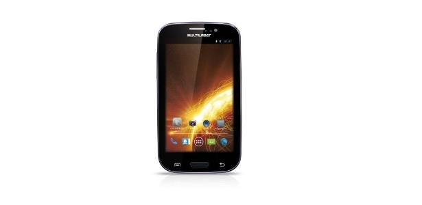 Multilaser M5 3G possui qualidade nas chamadas, tela com boa resolução e ótimo touch