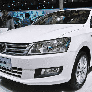 Volkswagen New Santana - Guilber Hidaka/UOL