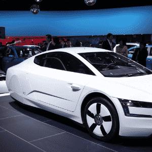 Volkswagen XL1 Concept - Newspress