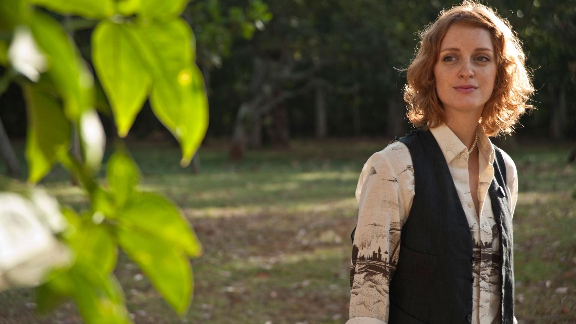 23.abr.2013 - A atriz Laila Zaid em cena de
