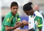 Rocha: Neymar na ponta não é atacante como CR7, nem tem genialidade de R10 - Mowa Press