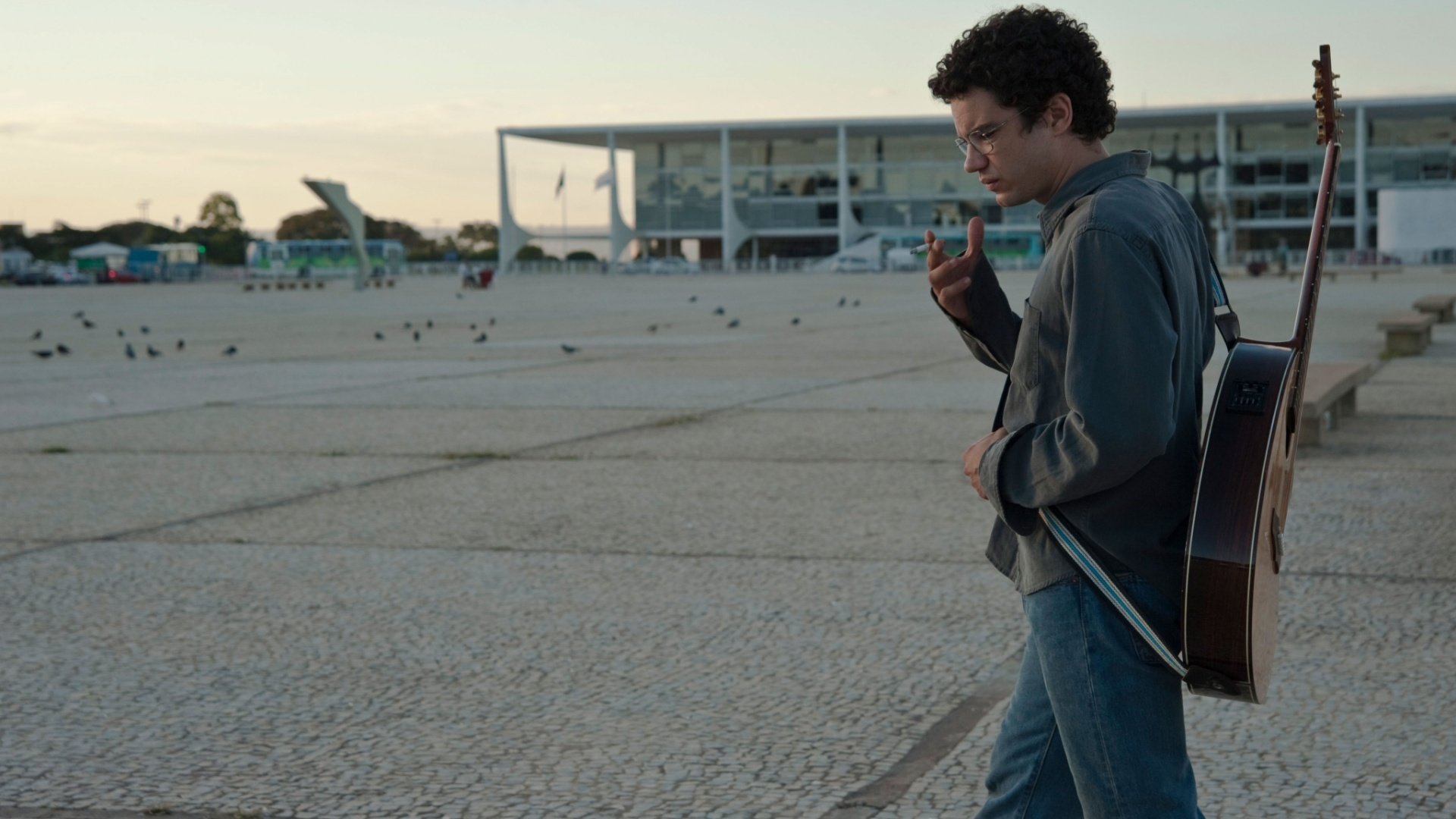 23.abr.2013 - O ator Thiago Mendonça em cena de