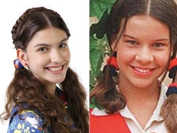 """Giovanna Grigio de 15 anos será a protagonista Mili no remake de """"Chiquititas"""""""