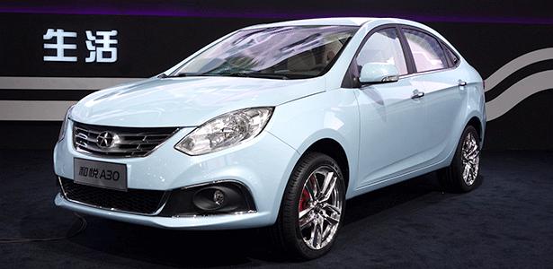 JAC A30, que no Brasil será J4: influência no visual agora vem de Hyundai, Kia, Nissan... - Newspress