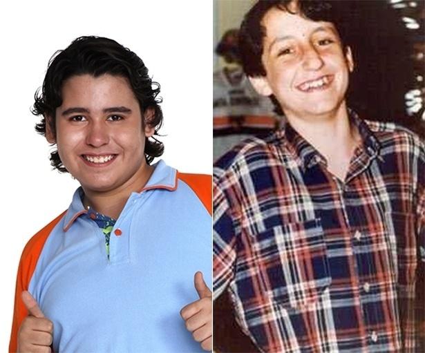 """O ator Filipe Cavalcante, 13, será o divertido garoto de rua, Rafa, no remake """"Chiquititas"""""""