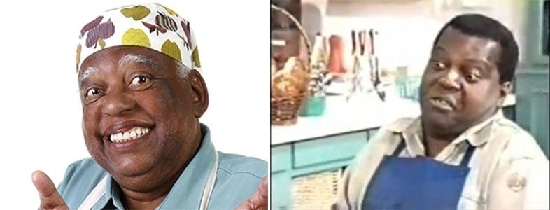 """O ator João Acaibe será o cozinheiro tio Chico no remake de """"Chiquititas"""""""