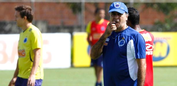 Marcelo Oliveira admite usar time misto do Cruzeiro contra o Villa Nova 5e97def37403c