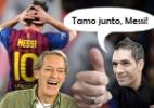 Buemba! Todo Barcelona tem seu dia de Palmeiras! - Arte UOL