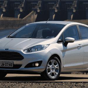 Ford New Fiesta 1.5 SE - Murilo Góes/UOL