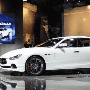 Maserati Ghibli 2014 - Guilber Hidaka/UOL