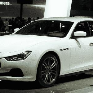 Maserati Ghibli 2014 - Newspress