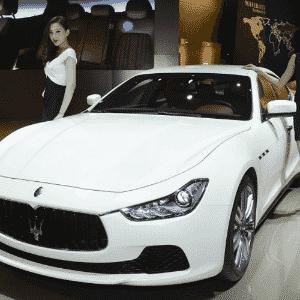 Maserati Ghibli 2014 - Divulgação