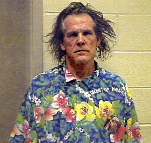12.set.2002 - O ator Nick Nolte foi detido suspeito de dirigir embriagado ou sob efeito de drogas, após a polícia suspeitar da maneira como ele dirigia nas ruas de Malibu