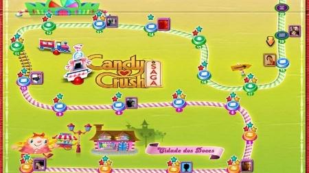 """""""Candy Crush Saga"""" tem mais de um ano de vida, mas foi estourar só agora"""