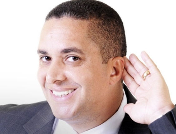 Ex-pagodeiro do grupo Os Morenos, Waguinho