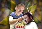Buemba! Buemba! Neymar corta o cabelo e pipoca! - Arte/UOL