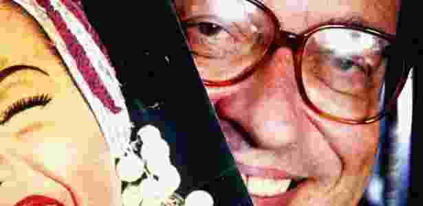 """Ruy Castro em 2005, época de lançamento de sua última biografia, """"Carmen"""" - Divulgação"""
